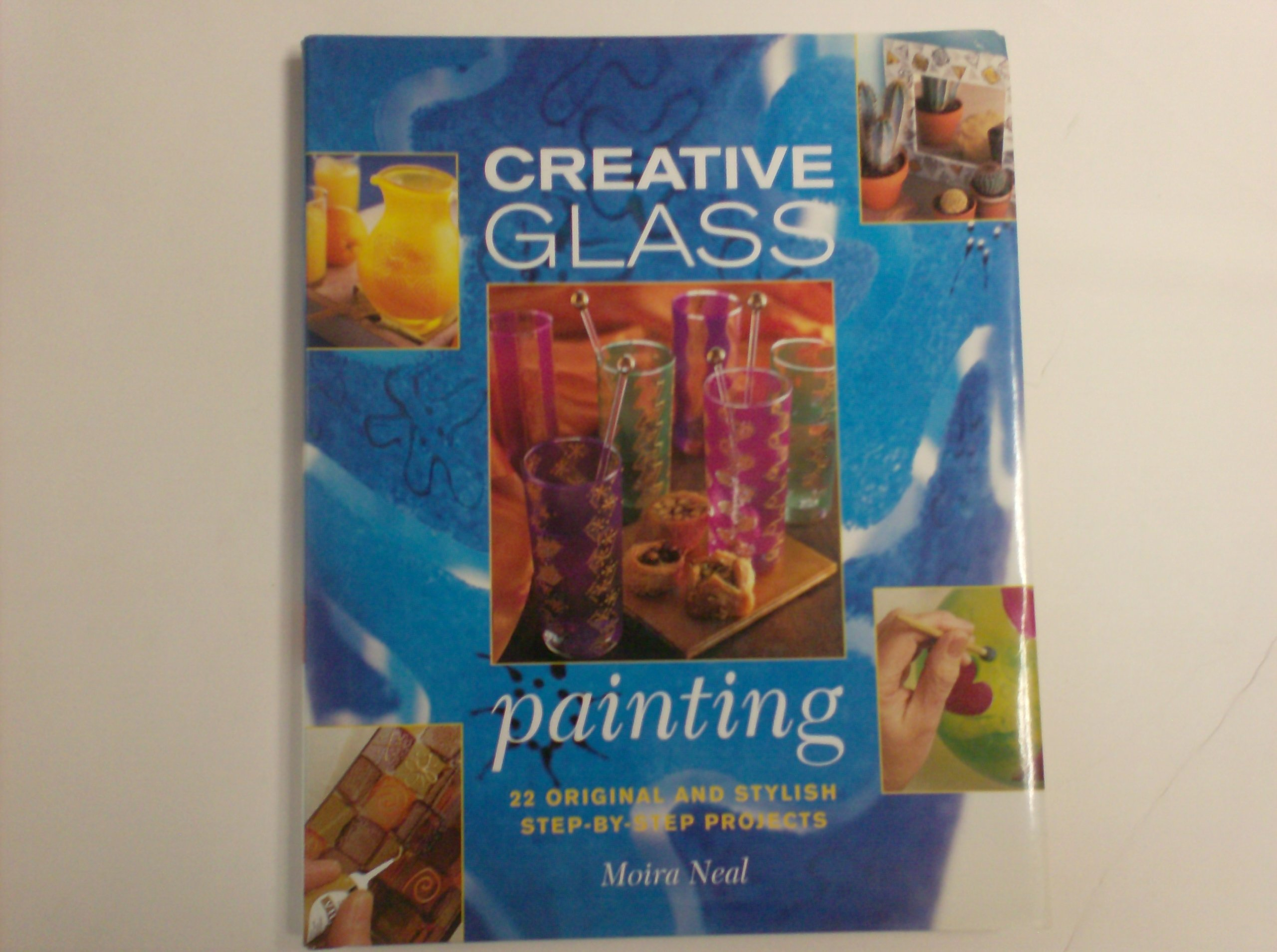 Creative Glass Painting: 20 Projects for Creating Beautiful Glass pdf