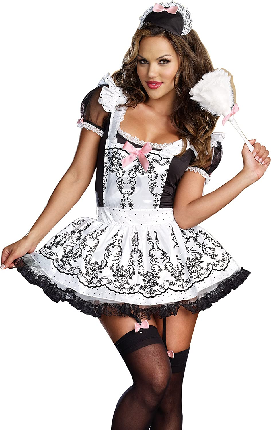 Dreamgirl Women's Maid To Order Dress