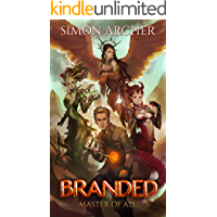 Branded (Master of All Book 1) (English Edition)