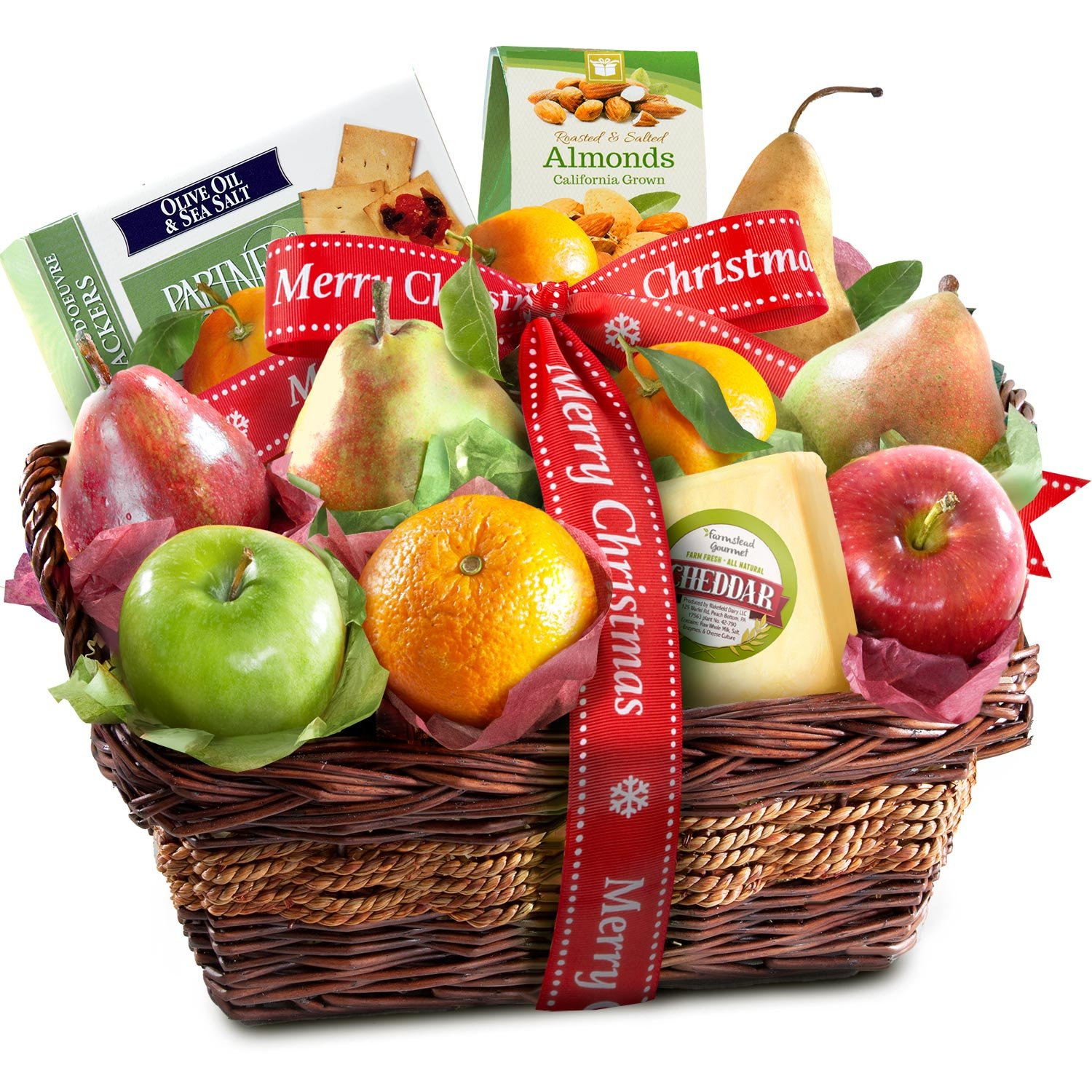 amazon com classic gourmet fruit basket gift gourmet fruit gifts