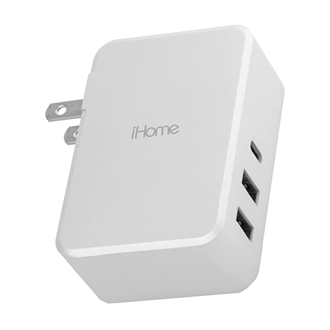Review iHome USB Type-C 3-Port