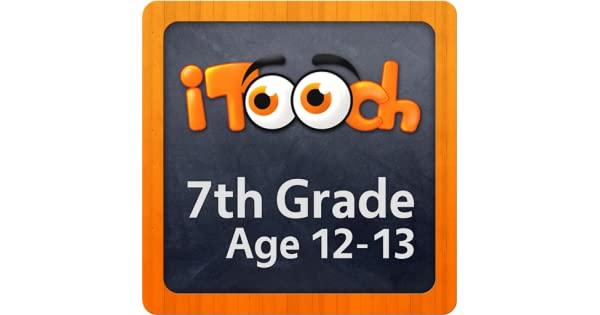 Amazon.com: iTooch 7th Grade: Appstore for Android