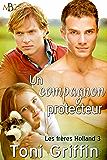 Un compagnon protecteur (Les frères Holland t. 3)