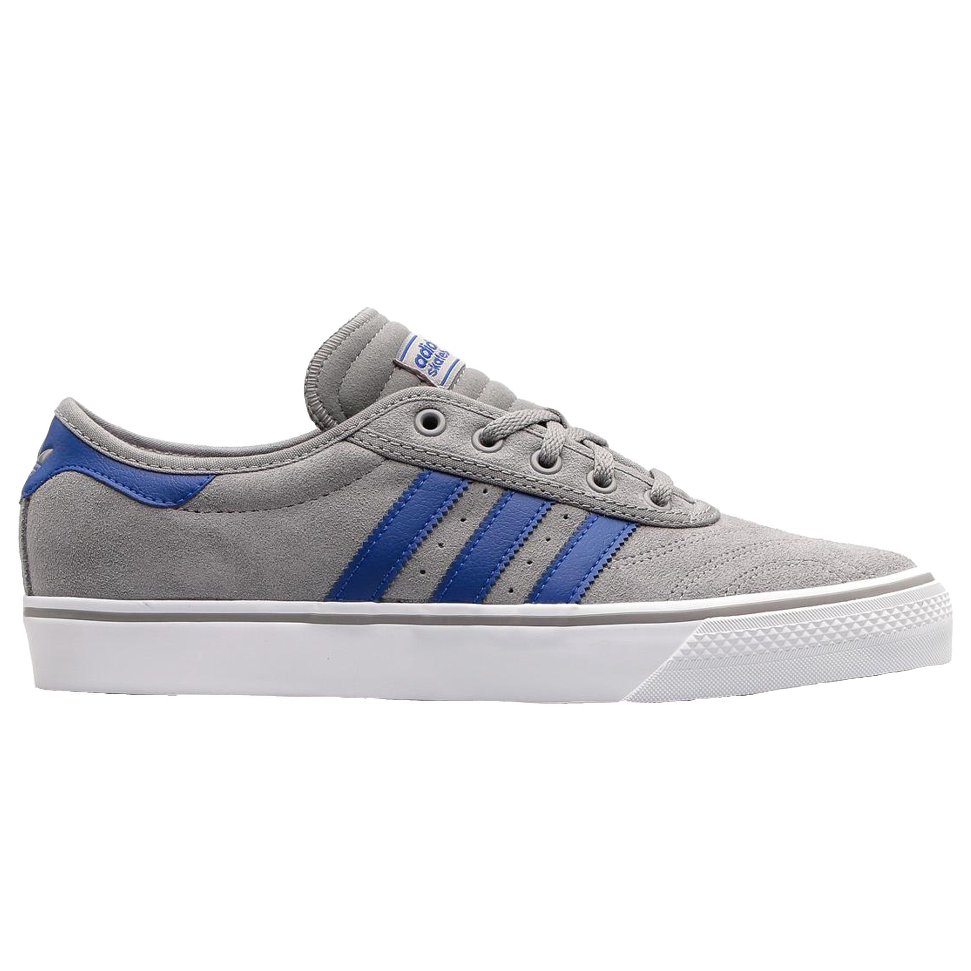 27aad53b01b93 Galleon - Adidas Skateboarding Men s Adi-Ease Premiere Grey 3 Collegiate  Royal Footwear White 10 D US