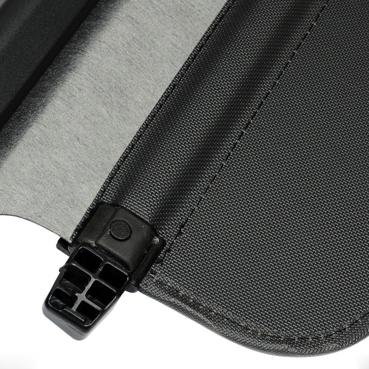 TMB Motorsports Cargo Cover for 2015 2016 Hyundai Tucson Retractable Tonneau Shield