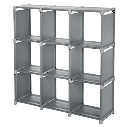 bookcase open blackgrey mn divider black in p storage grey bookshelf modern office kayla room