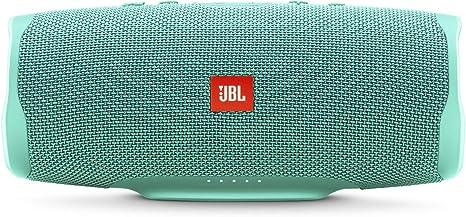 Bocina Portátil Charge 4 Bluetooth - Verde Azulado: Amazon.com.mx: Electrónicos