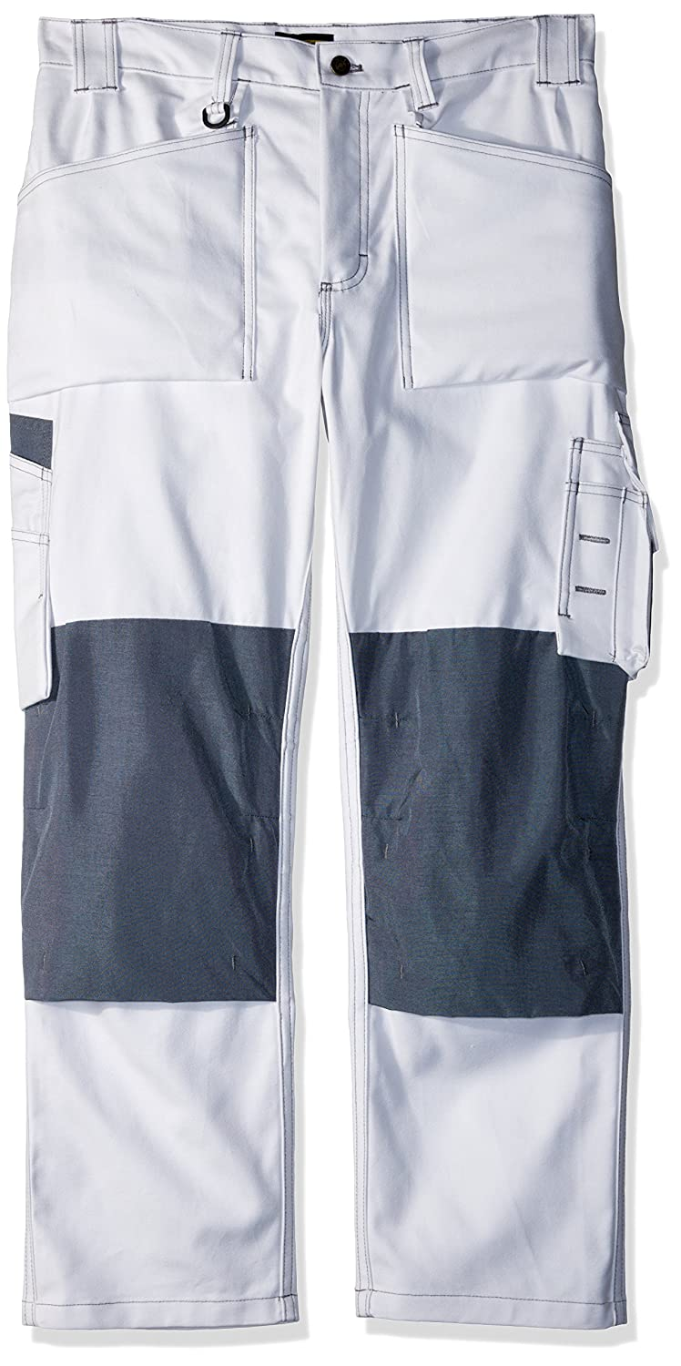 White Blaklader 153112101000D96 Trousers Size 34//30