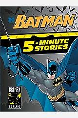 Batman 5-Minute Stories (DC Batman) Kindle Edition