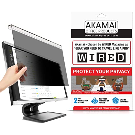 Akamai Office Products Easy On/Off - Filtro de privacidad ...