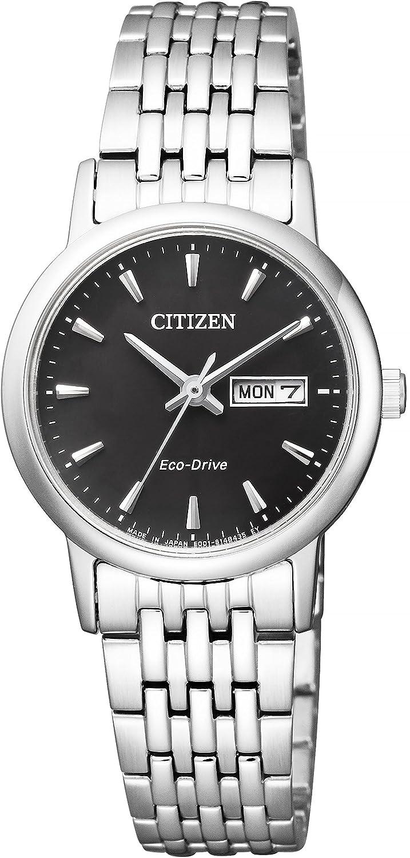 [シチズン]CITIZEN 腕時計 CITIZEN COLLECTION エコドライブ EW3250-53E レディース B01KLD66OO