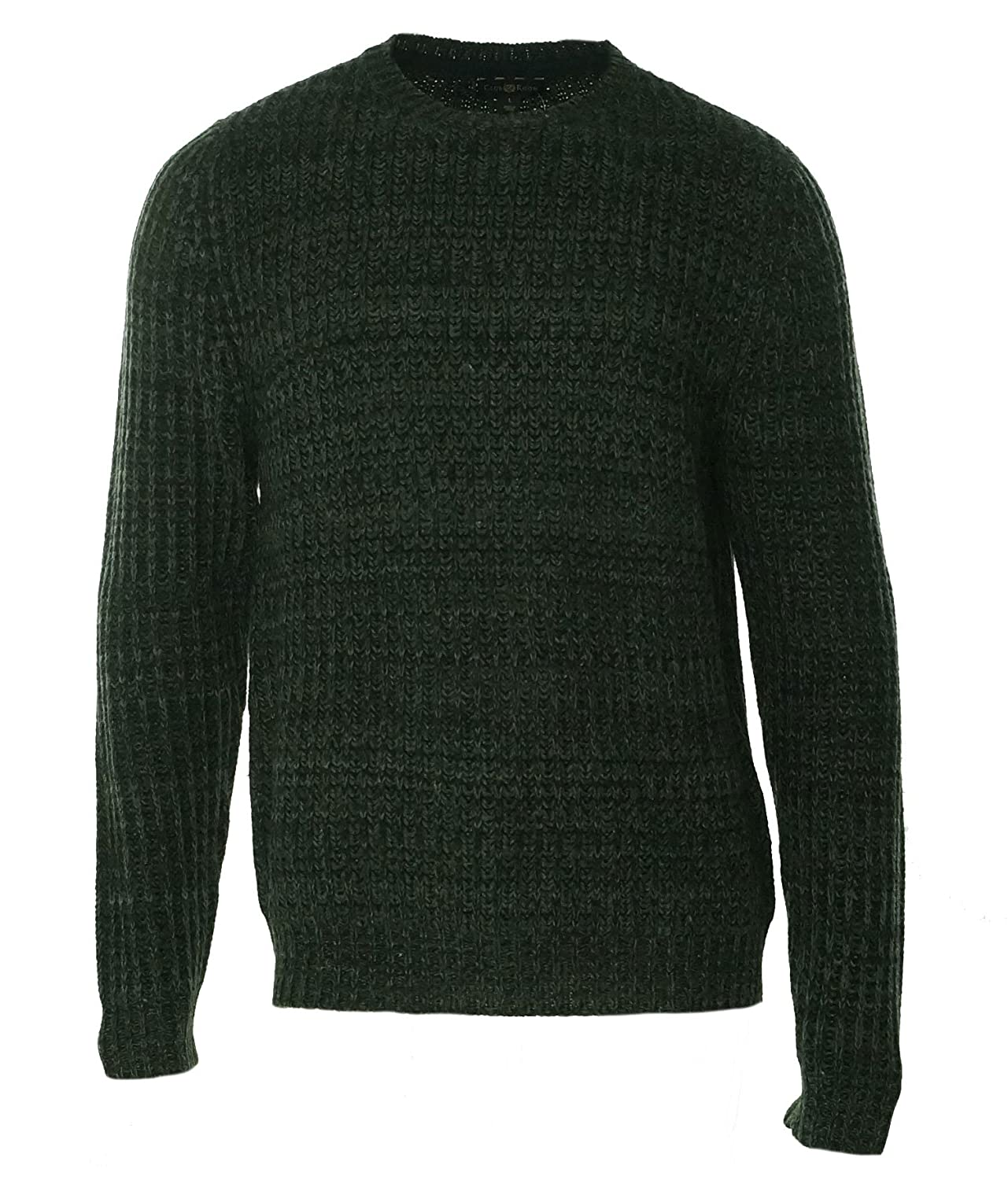 Cheap Club Room Mens Marled Textured Pullover Sweater