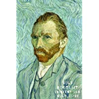 Self Portrait (Vincent van Gogh, 1889): Blank Notebook Unruled
