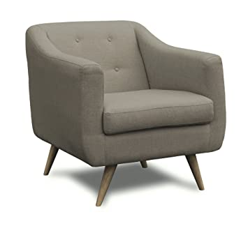 SLAAP Sofa & Chaise - Sofá Estilo Vintage Color trufa ...