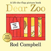 Dear Zoo: Book and CD Pack