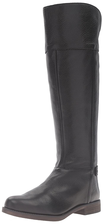 Franco Sarto Women's Christine Knee High Boot B01G8VM2U0 6.5 B(M) US|Black