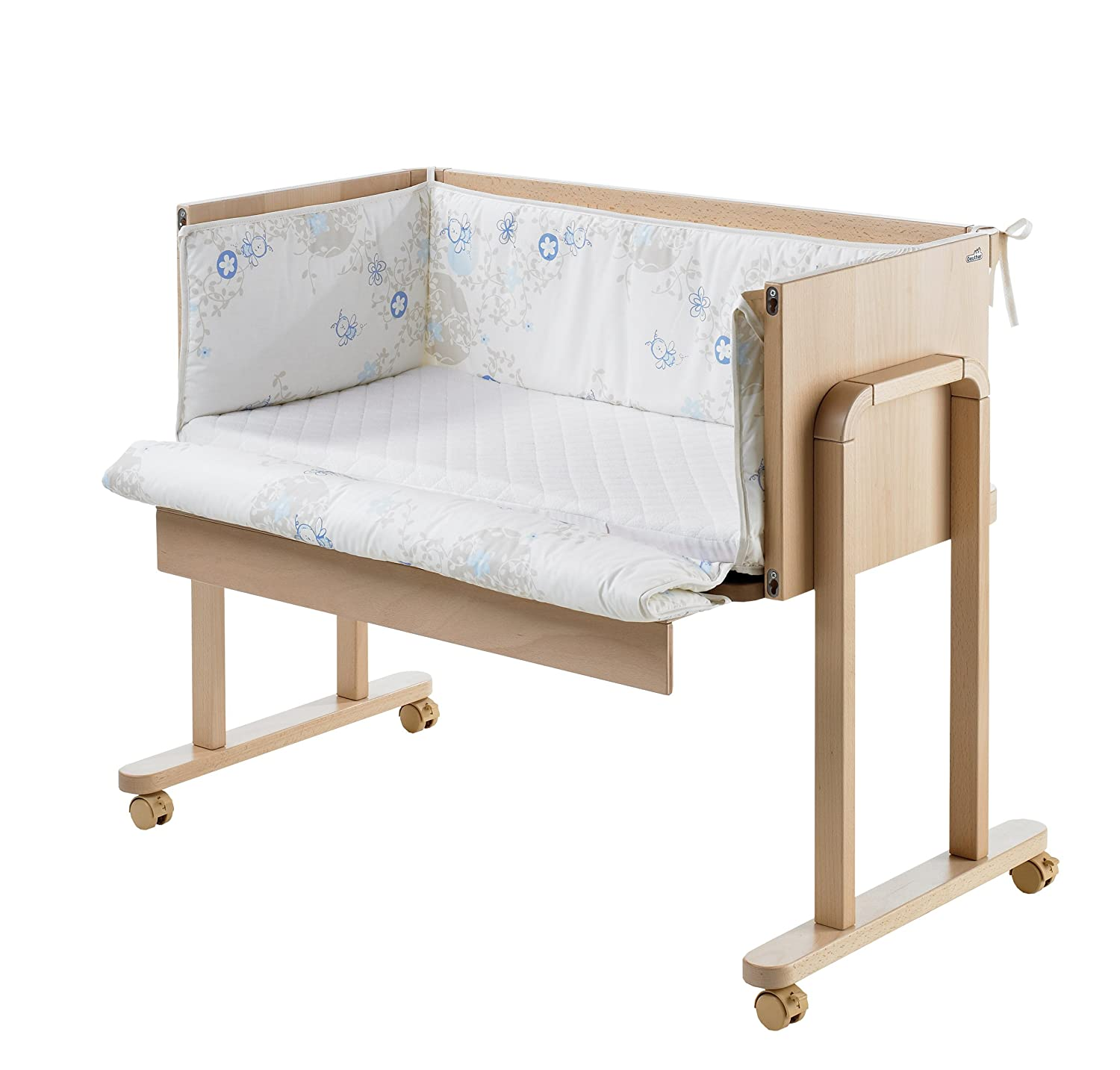 Geuther Aladin Co-Sleeper (Natural): Amazon.es: Bebé