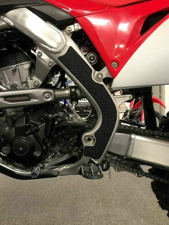 Core Grip Frame Grip Tape Guards Fits Honda CRF250R 2018-2019 2 Piece Set