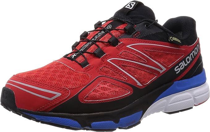 Salomon X-Scream 3D GTX(R) - Zapatillas para Hombre, Color Rojo ...