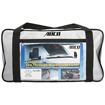 ADCO 2503 Clear RV Windshield Cover: Automotive