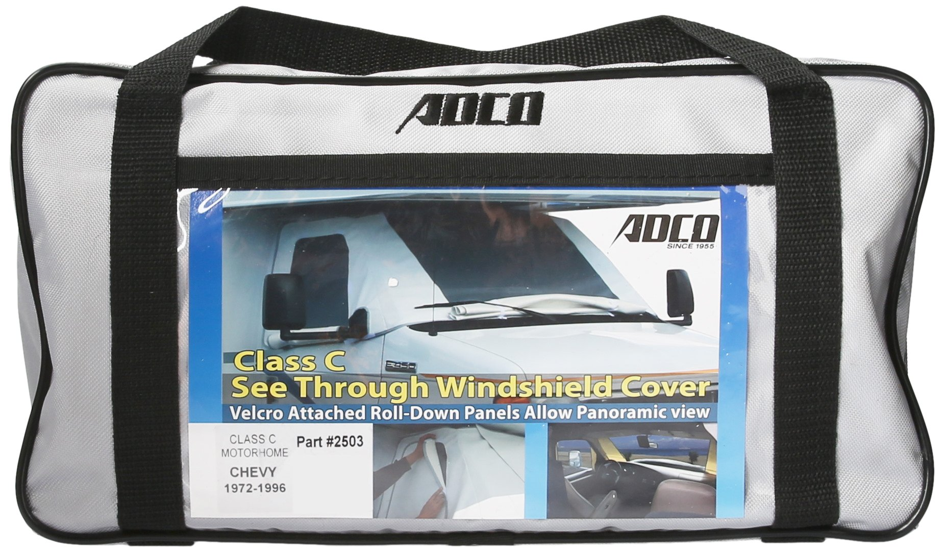 ADCO 2503 Clear RV Windshield Cover by ADCO