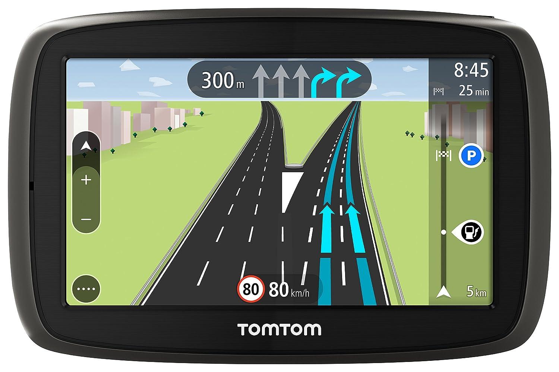 TomTom Start 40 Europa Completa 45 Paesi GPS, Schermo 4,3'', Aggiornamento Mappe a Vita Incluso, IQ Routes [Italia] 3'' 1FD4.002.01 Autovelox IQ Routes (Italia)