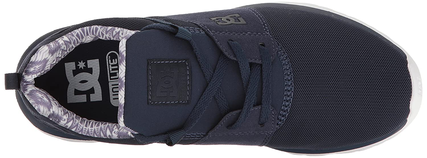 DC Women's Heathrow SE M Skate Shoe B01L3M319K 6.5 M SE US|Navy/Navy 63e7c2
