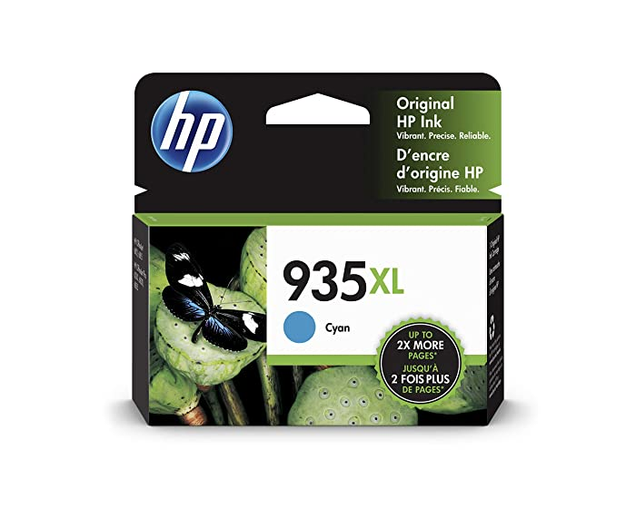 HP 935XL | Ink Cartridge | Cyan | C2P24AN
