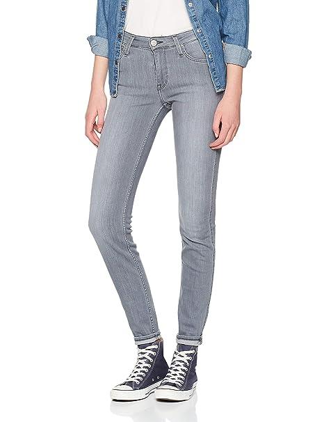 Lee Damen Scarlett Skinny Jeans: : Bekleidung