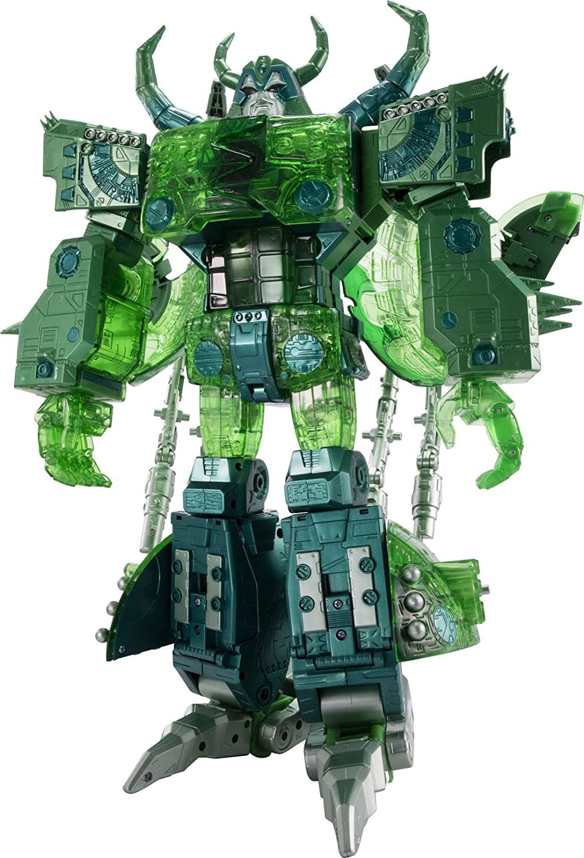 Unbekannt UNICRON (Micron Aggregate Farbe) Transformers TF Encore