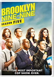 Book Cover: Brooklyn Nine-Nine: Season Five