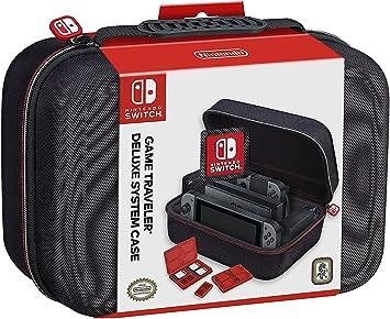 Gran caja de transporte para Nintendo Switch: Amazon.es: Electrónica