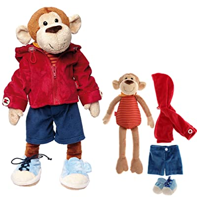 Sigikid 40989 Teaching Monkey Soft Toy by: Toys & Games