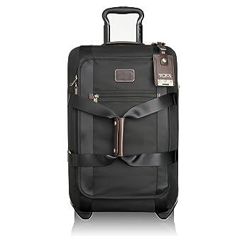 55be6b42a Tumi Travel Duffles, 56 cm, 46 L, Black: Amazon.co.uk: Luggage