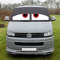 Danny Transporter T5Fenster Bildschirm Vorhang Wrap Cover Frostschutz Jalousien Augen...
