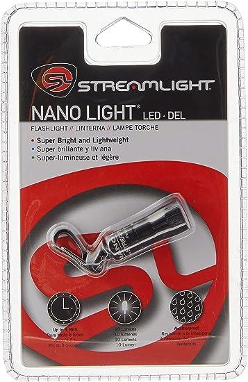 Smart Home 6 DEL Slim Aluminum Lampe Torche Set de 2