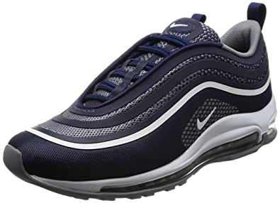 Sneakers NIKE air max 97 ultra blu nylon, <a href=
