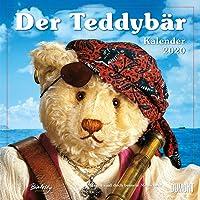 Der Teddybär 2020 - Broschürenkalender - Wandkalender - Format 30 x 30 cm: Bären sind doch bessere Menschen