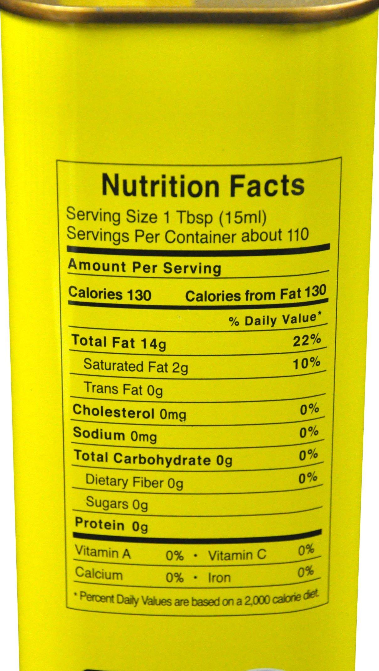 Premium Roasted Ottogi Sesame Oil (56 fl.oz.: 1650ml) by Ottogi (Image #2)