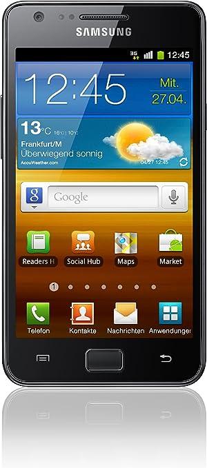 Samsung Galaxy S II (I9100) - Smartphone Libre Android (Pantalla 4.27
