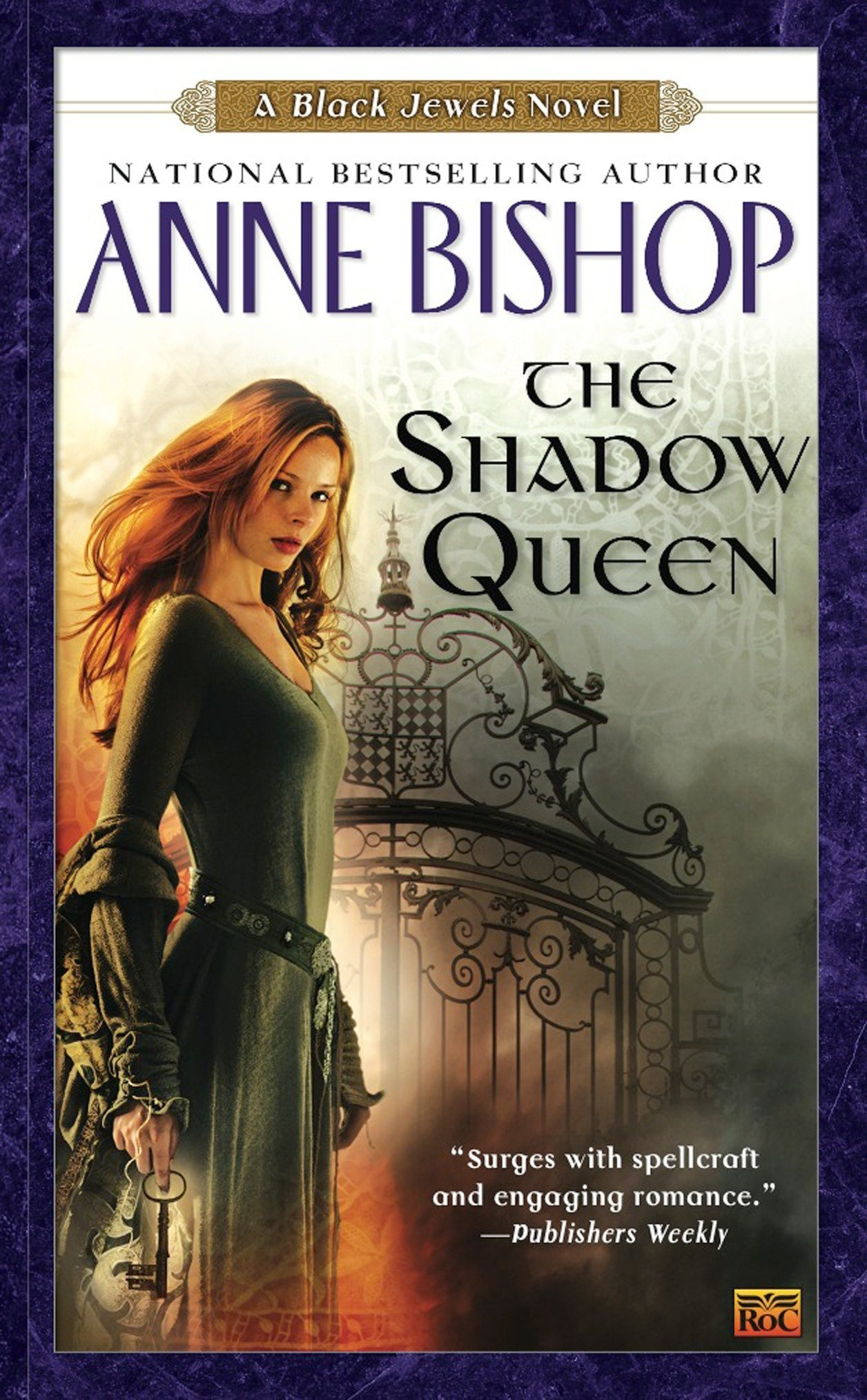 The Shadow Queen (Black Jewels): Bishop, Anne: 9780451462862 ...