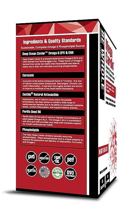Amazon.com: Mega Cardio: anti-inflammatory, la presión ...