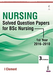 Buy bsc nursing first year study materials pack of 5 books (AS-PER