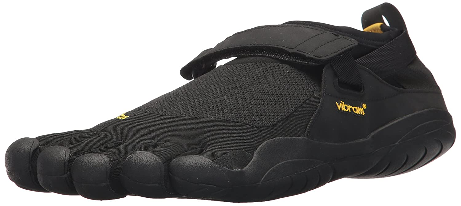Vibram Men's KSO Cross Trainer B01LZYB99B 50 EU/14-15 M US D EU (50 EU/14-15 US US) D US|Black