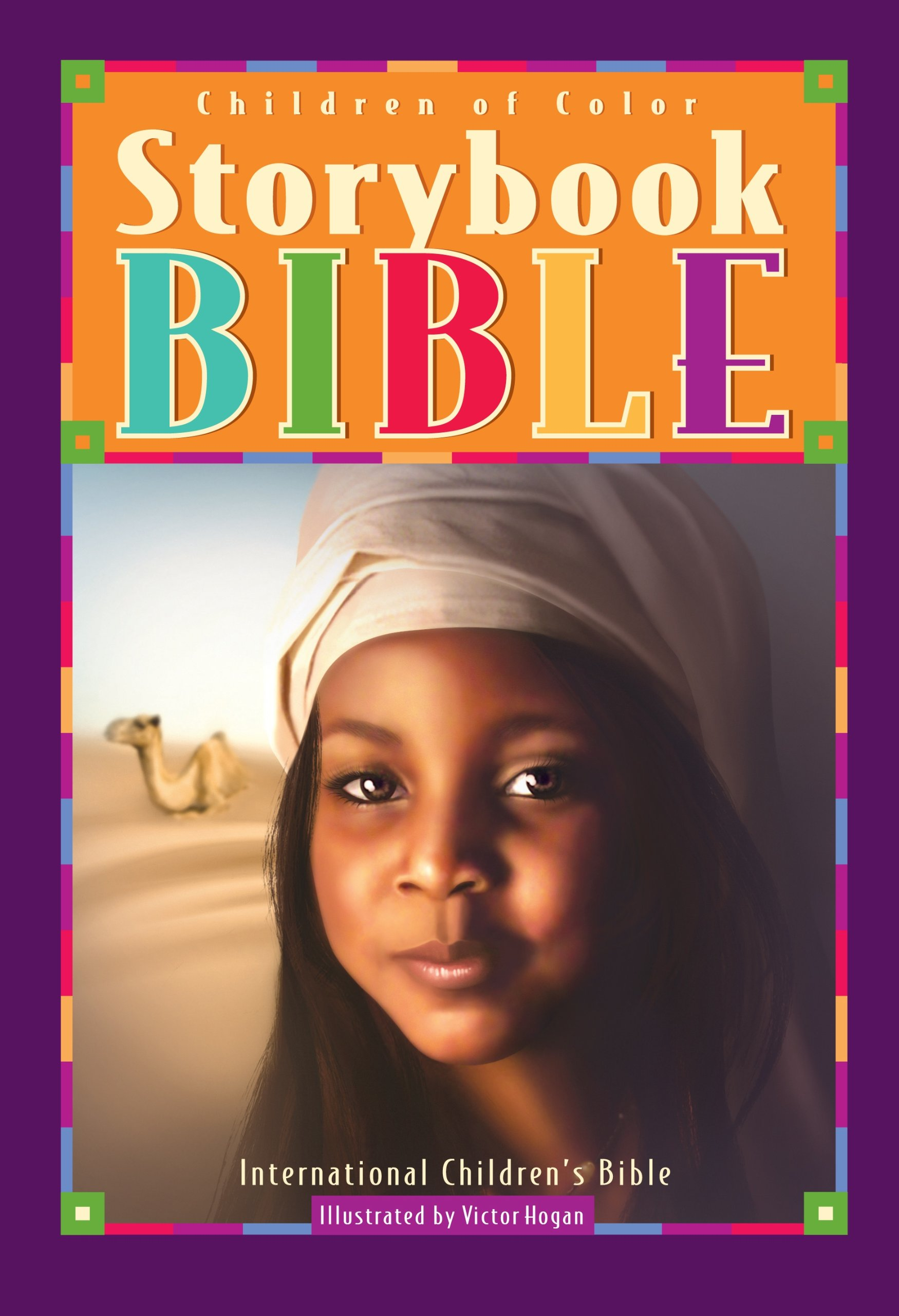 children of color storybook bible with 61 stories from the