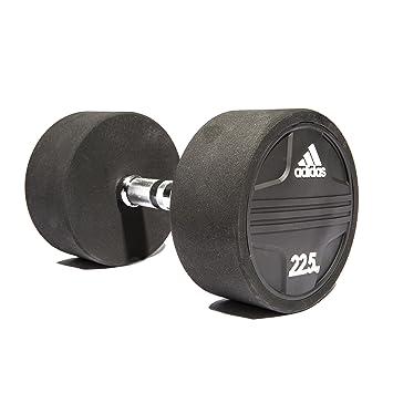 adidas Fitness Mancuernas - Negro, 22,5 kg: Amazon.es: Deportes y aire libre