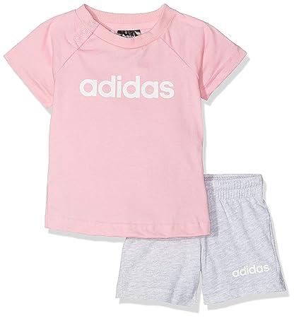 adidas I Sum Set Boys Shirt Set mit Shorts, Kinder, Kinder