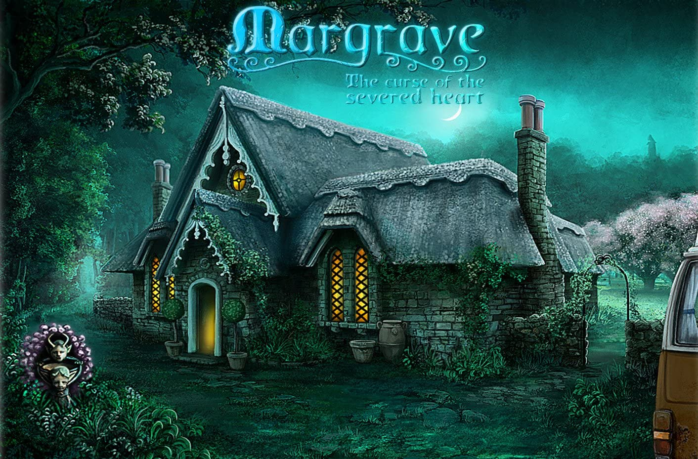 margrave manor the curse of the severed heart