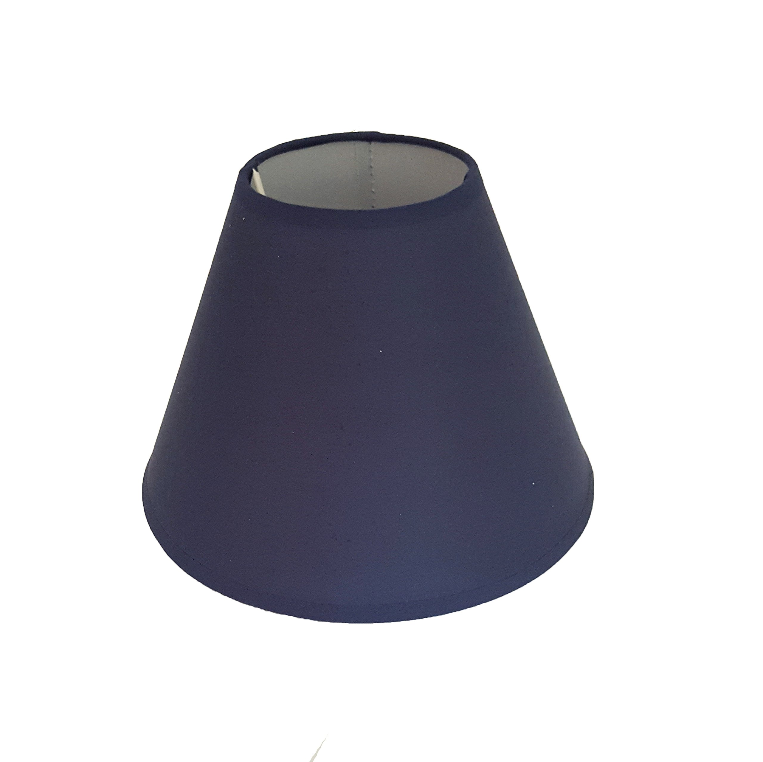 Blue table lamps amazon 9 coolie ceiling table lamp shade black cream lt blue lt green navy peach red aloadofball Gallery