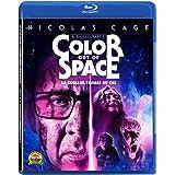 COLOR OUT OF SPACE (La couleur tombée du ciel) [Bluray] [Blu-ray] (Bilingual)